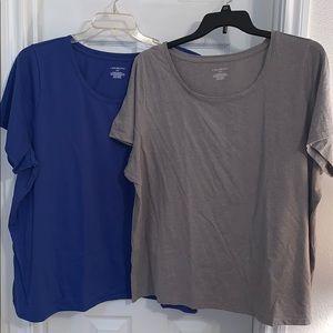 2- LB T-shirts
